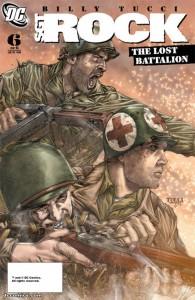 """Sgt. Rock: The Lost Battalion"""