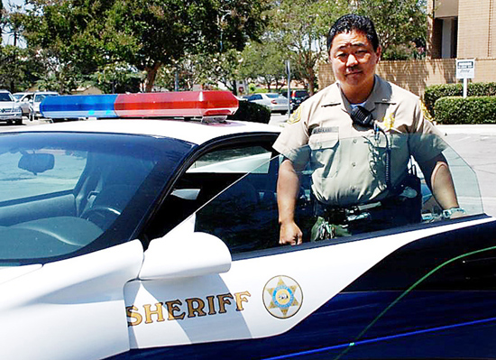 As Rosemead's top cop, Timothy Murakami will direct the city's public safety department and serve as liaison between the city and the L.A. County Sheriff's Department, where he still holds the rank of lieutenant.