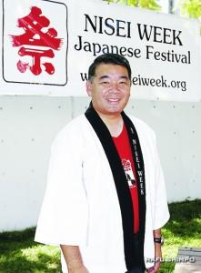 テリー・ハラ二世週日本祭実行委員長