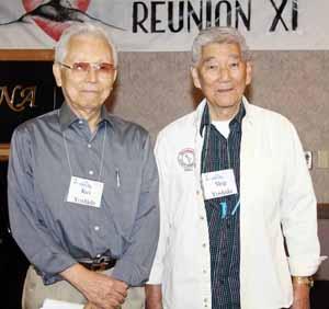 Brothers Kei and Shig Yoshida