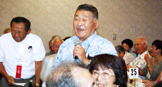 Fred Oda, high school student at the time, was truck driver having never driven truck before.