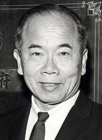 Aki Komai (Photo by Rafu Shimpo Archives)