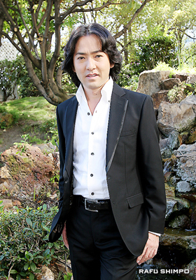 4日、5日にロサンゼルス公演を行う 秋川雅史さん