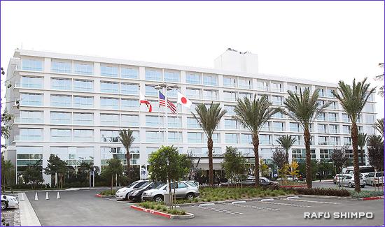 2日にオープンしたミヤコ・ハイブリッド・ホテル