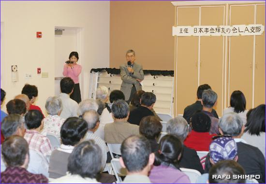 台湾について解説するアンディ・チャン氏