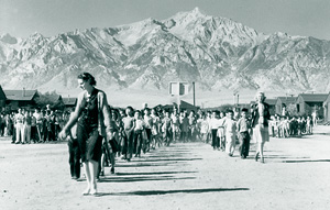 manzanar students