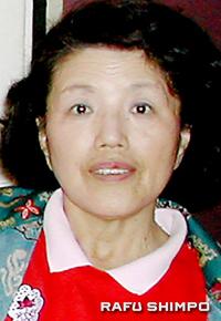 Hideko Oyama (Rafu Photo)
