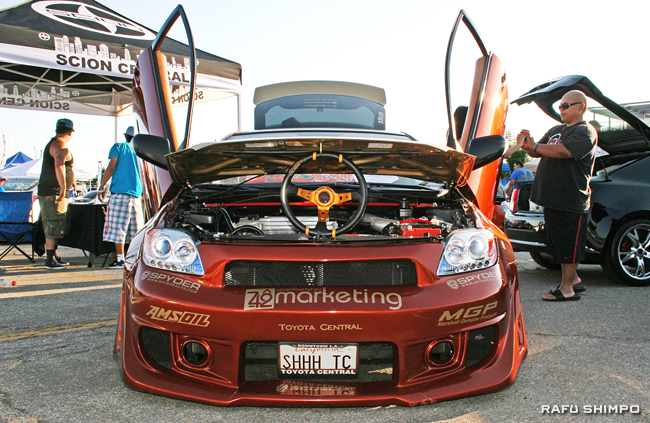 Tricked Out Scion Tc >> Images from 2012 AutoCon Car Show