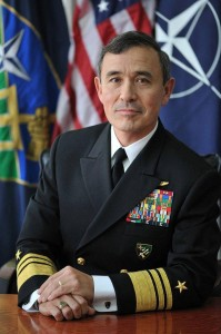 Vice Adm. Harry Harris