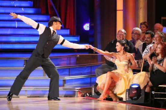 karina smirnoff and apolo ohno dating More than 60 pro athletes have been on dancing with the before finishing in third place behind apolo anton ohno and with karina smirnoff, the.