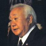 JAVA Executive Director Gerald Yamada (Rafu Shimpo photo)