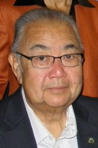 Warren Furutani (Rafu Shimpo photo)