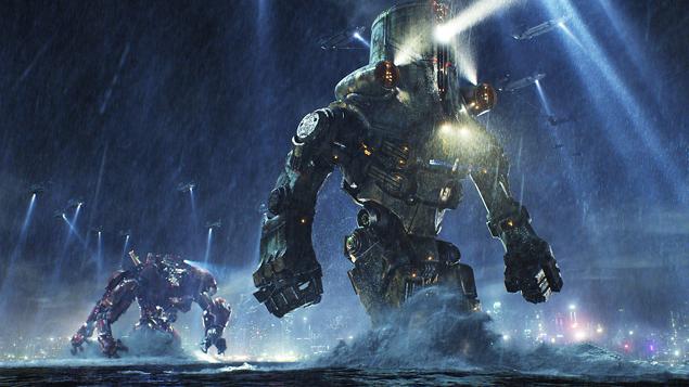 Zandar Versus The Stupid: Jaeger And Kaiju Must Fight, It Is The ...