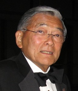 Norman Mineta (Rafu Shimpo photo)