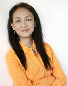 Filmmaker Megumi Sasaki