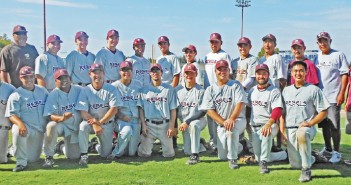 Gardena's Rebels slugged 16 hits in their 11-6 victory over Fresno to win the State AA championship.