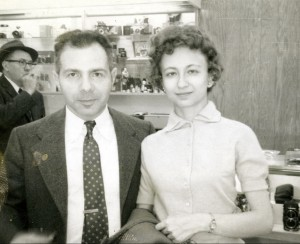 Herb and Dorothy Vogel were married for 50 years (1962-2012).