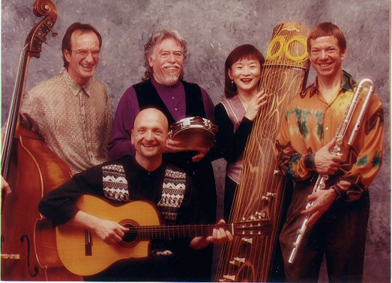 Shirley Muramoto and the Murasaki Ensemble.