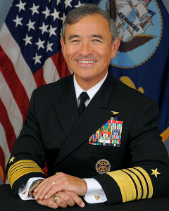 Adm. Harry B. Harris Jr.