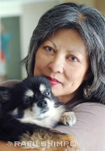 Virginia Ishida and Mei Mei.