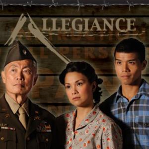"George Takei, Lea Salonga and Telly Leung star in ""Allegiance."""