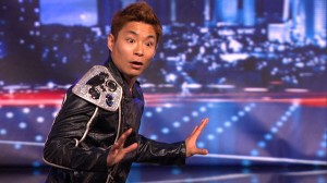Kenichi Ebina during one of his AGT numbers.