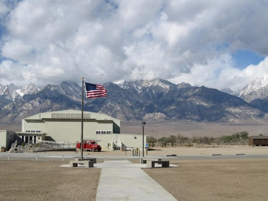 Manzanar National Historic Site is closed until further notice.