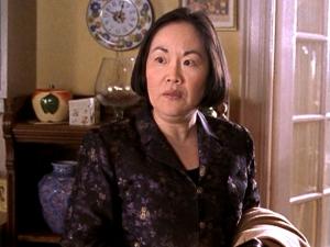 "Emily Kuroda as Mrs. Kim in ""Gilmore Girls."""