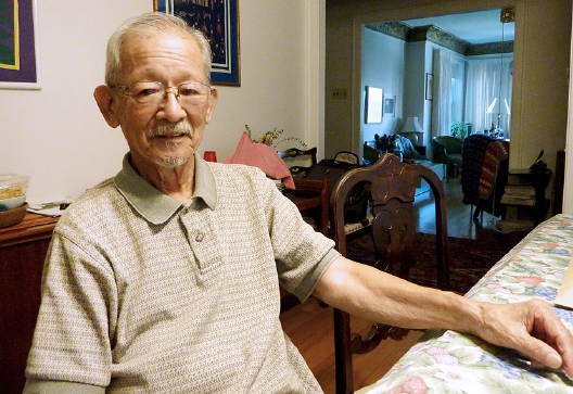 "Growing up on Chicago's North Side, ""Rocky"" Yamanaka recalled few incidents of racism. ""Me and my sister were the only Japanese. But we were curiosities to most of the Caucasians there,"" he said."