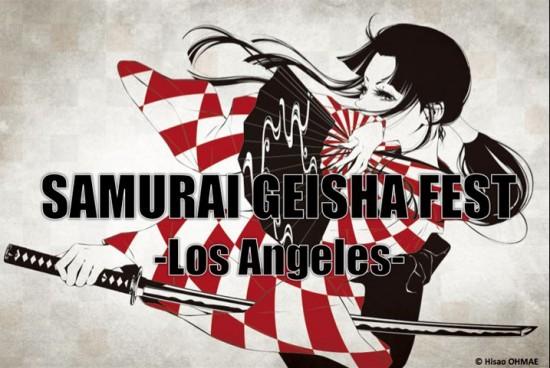 samurai geisha fest