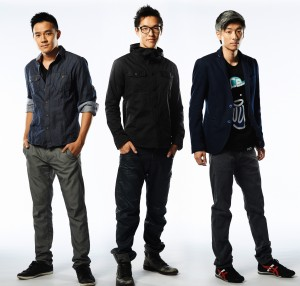 Philip Wang, Wesley Chan and Ted Fu of Wong Fu Productions will be honored on Nov. 9.