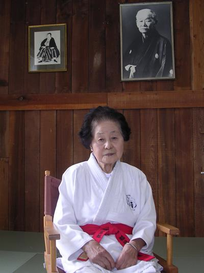 Keiko Fukuda was the last surviving student of Jigoro Kano, the founder of judo.