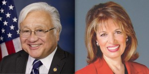 Reps. Mike Honda and Jackie Speier