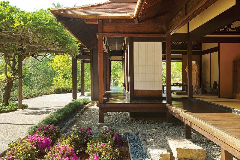 Kelly Sutherlin McLeod Architectureu0027s Restoration Of Huntington Japanese  House.