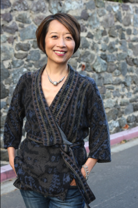 Jeanne Sakata (Photo by Lia Chang)