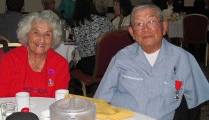 Sumi and Don Seki.