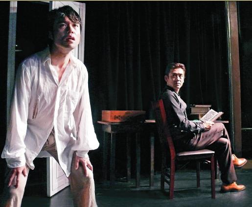 Hiro Matsunaga and Yutaka Takeuchi