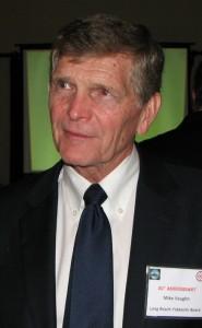 Former LBYSCA President Mike Vaughn.
