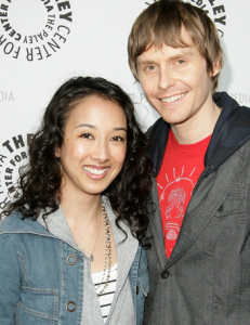 Maurissa Tancharoen and Jed Wheadon