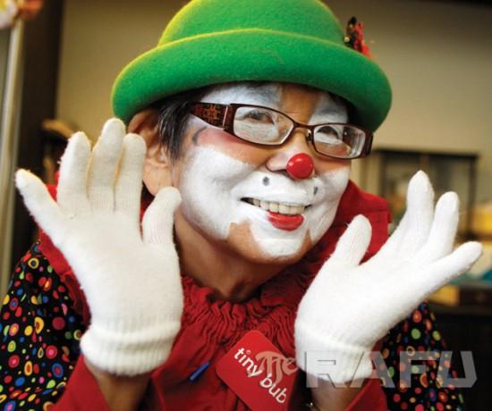hironaka clown