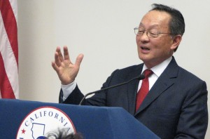 California Supreme Court Justice Ming Chin