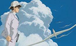 "Hayao Miyazaki has said that ""The Wind Rises"" is his last film."
