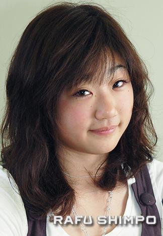 Mirai Nagasu (Rafu Shimpo photo)