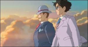 """A scene from Hayao Miyazaki's """"The Wind Rises."""""""