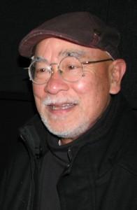 Tule Lake Committee President Hiroshi Shimizu (Rafu Shimpo photo)