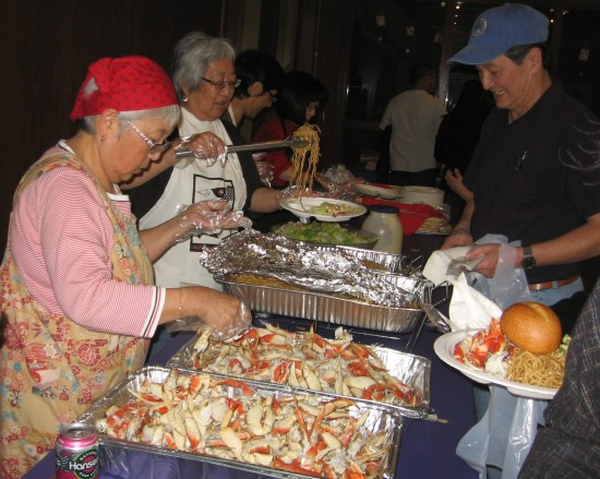 jsei crab feed
