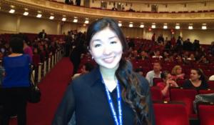 Nina Fukuma (Beckman High School)
