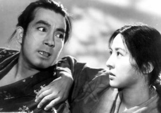 "A scene from Kenji Mizoguchi's ""Sansho the Bailiff"" (1954)"