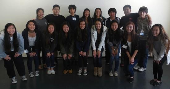 Rising Stars 11 participants