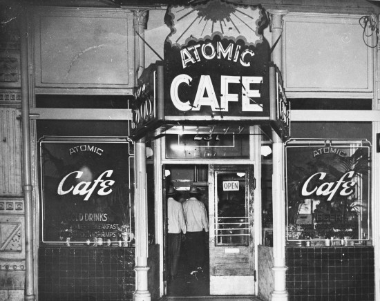 The Atomic Café was a community institution for more than 40 years.